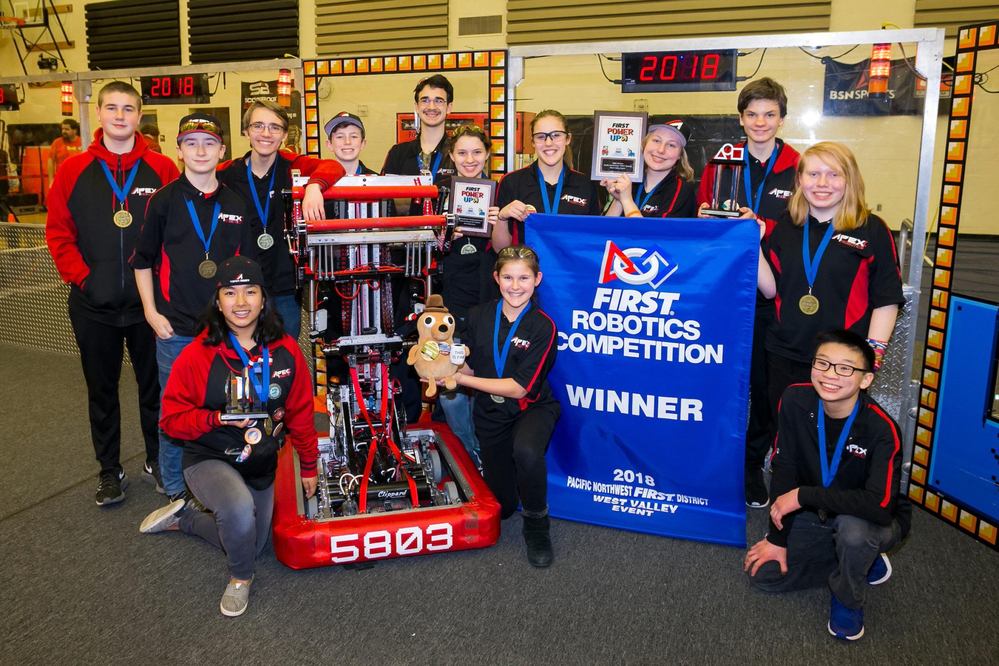 PNW Robotics BVH