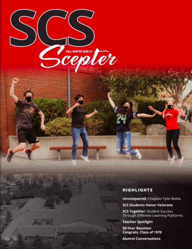 Fall Winter 2020-21 Scepter